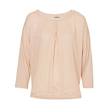 Buy Betty Barclay Oversized Top, Marble Beige Online at johnlewis.com