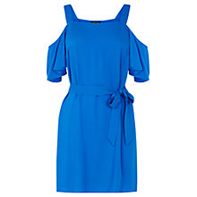 Buy Warehouse Cold Shoulder Dress Online at johnlewis.com
