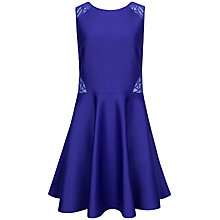 Buy Ted Baker Venma Lace Detail Skater Dress Online at johnlewis.com