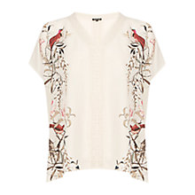 Buy Warehouse Placement Bird Kaftan, Multi Online at johnlewis.com