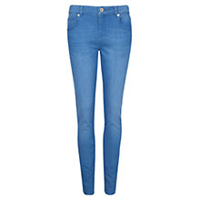 Buy Ted Baker Korall Mid Wash Skinny Jeans, Baby Blue Online at johnlewis.com