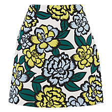 Buy Warehouse Ottoman Skirt, Multi Online at johnlewis.com