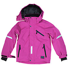 Buy Polarn O. Pyret Children's Padded Coat, Purple Online at johnlewis.com