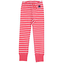 Buy Polarn O. Pyret Children's Striped Leggings Online at johnlewis.com