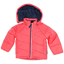 Buy Polarn O. Pyret Baby's Quilted Coat Online at johnlewis.com