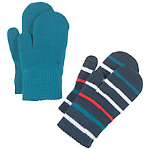 Buy Polarn O. Pyret Baby Magic Mitts, Pack of 2 Online at johnlewis.com