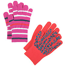 Buy Polarn O. Pyret Children's Magic Gloves, Pack of 2 Online at johnlewis.com
