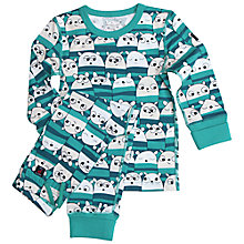 Buy Polarn O. Pyret Children's Animal Pyjamas Online at johnlewis.com