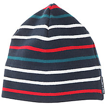 Buy Polarn O. Pyret Boy's Striped Hat Online at johnlewis.com