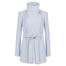 Buy Ted Baker Paria Short Button Detail Coat Online at johnlewis.com