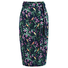 Buy Oasis Rainforest Skirt, Multi Online at johnlewis.com