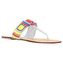 Buy Carvela Bermuda Bejewelled Sandals Online at johnlewis.com