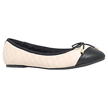 Buy Miss KG Maye Quilted Ballerina Pumps Online at johnlewis.com