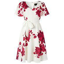 Buy Phase Eight Alice Dress, Ivory Online at johnlewis.com