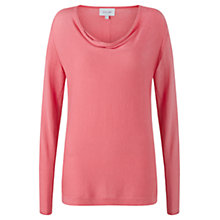 Buy Jigsaw Luxury Cowl Neck Jumper Online at johnlewis.com
