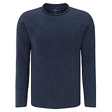Buy John Lewis Made in England Roll Neck Wool Jumper Online at johnlewis.com