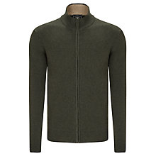 Buy John Lewis Made in Italy Cashmere Zip Through Cardigan Online at johnlewis.com
