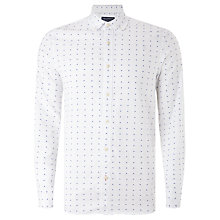Buy JOHN LEWIS & Co. Organic Cotton Fil Coupe Shirt Online at johnlewis.com