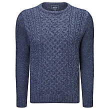 Buy John Lewis Made in England Cable Knit Jumper Online at johnlewis.com