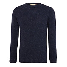 Buy JOHN LEWIS & Co. Silk Blend Crew Neck Jumper Online at johnlewis.com