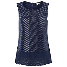Buy White Stuff Edie Vest Top Online at johnlewis.com