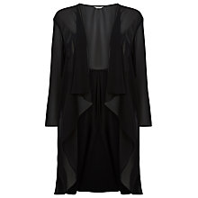 Buy Windsmoor Floaty Jacket, Black Online at johnlewis.com