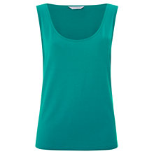 Buy Windsmoor Jersey Vest Top, Bright Green Online at johnlewis.com