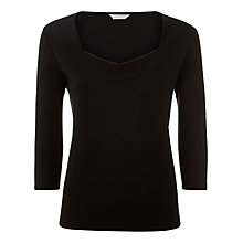 Buy Windsmoor Pleat Neck Top Online at johnlewis.com