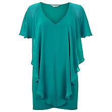 Buy Windsmoor Floaty Jersey Top, Bright Green Online at johnlewis.com