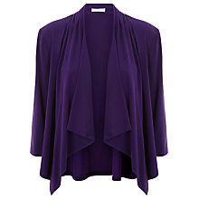Buy Windsmoor Cover Up Top, Dark Purple Online at johnlewis.com