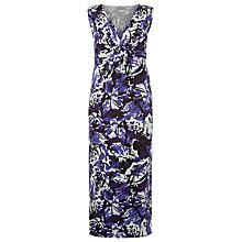 Buy Windsmoor Printed Maxi Dress, Purple Online at johnlewis.com