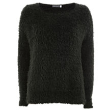 Buy Mint Velvet Metallic Boxy Jumper Online at johnlewis.com