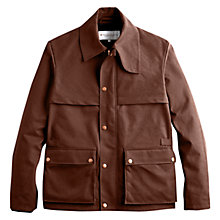 Buy Private White Vc Twin Skin Jacket, Rust Online at johnlewis.com