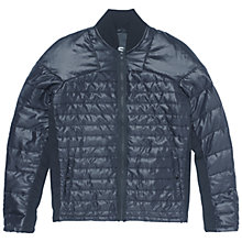 Buy Denham Xcor Honeycomb Coat, Navy Online at johnlewis.com