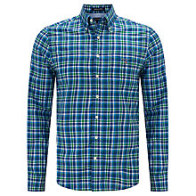 Buy Gant Match Point Check Button Down Collar Shirt Online at johnlewis.com