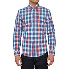 Buy Original Penguin Peak Checked Shirt Online at johnlewis.com
