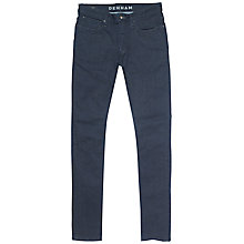 Buy Denham Bolt LSR Skinny Fit Jeans, Indigo Online at johnlewis.com