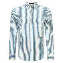 Buy Gant Top Spin Oxford Stripe Shirt Online at johnlewis.com