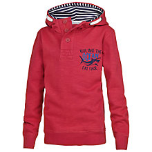 Buy Fat Face Boys' Keby Hoodie Online at johnlewis.com