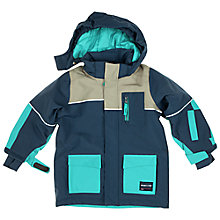 Buy Polarn O. Pyret Children's Winter Coat, Blue Online at johnlewis.com
