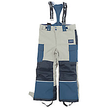 Buy Polarn O. Pyret Children's Winter Trousers, Blue Online at johnlewis.com