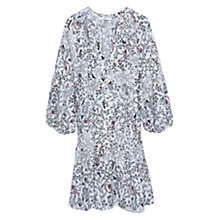 Buy Mango Flowy Print Dress, Multi Online at johnlewis.com