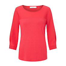 Buy John Lewis Ann Sheer Sleeve Top Online at johnlewis.com
