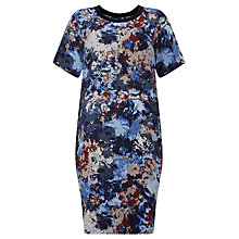 Buy Kin by John Lewis Waterfloral Dress, Multi Online at johnlewis.com