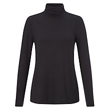 Buy John Lewis Allison Roll Neck Jersey Top Online at johnlewis.com