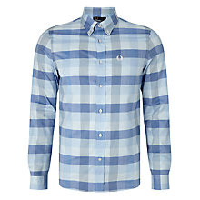 Buy Fred Perry Textured Gingham Shirt Online at johnlewis.com