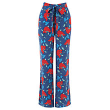 Buy Oasis Rosie Trousers, Multi Online at johnlewis.com