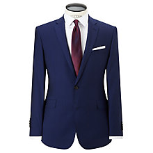Buy Richard James Mayfair Wool Mohair Suit Jacket, Blue Online at johnlewis.com