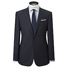 Buy Richard James Mayfair Jaspe Suit Jacket, Airforce Blue Online at johnlewis.com