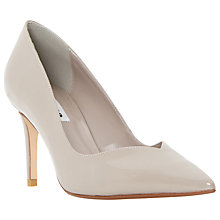 Buy Dune Alessia Pointed Court Shoes Online at johnlewis.com